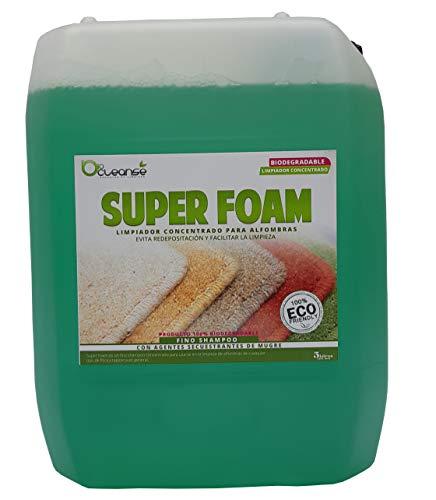 alfombra quimica fabricante SUPER FOAM -