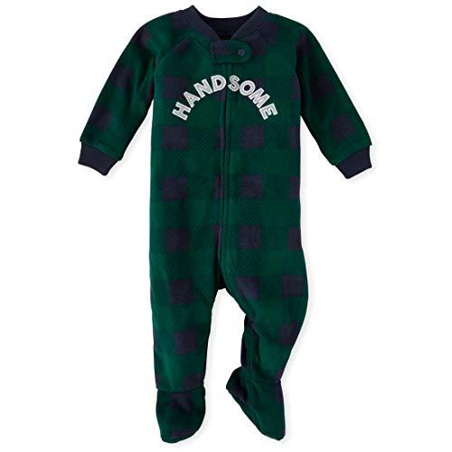 The Children's Place Baby Boys Blanket Sleeper, SPRUCESHAD, 3T
