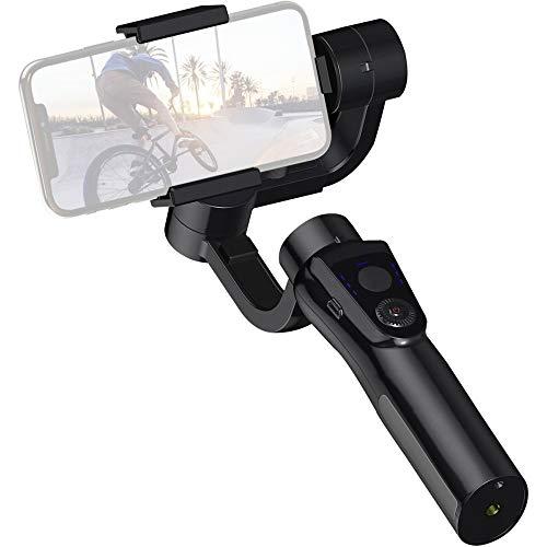 GoXtreme GX1 Dual Gimbal für Actioncam und Smartphone