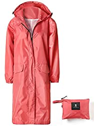 "Image of ""SaphiRose Womens Long Rain...: Bestviewsreviews"