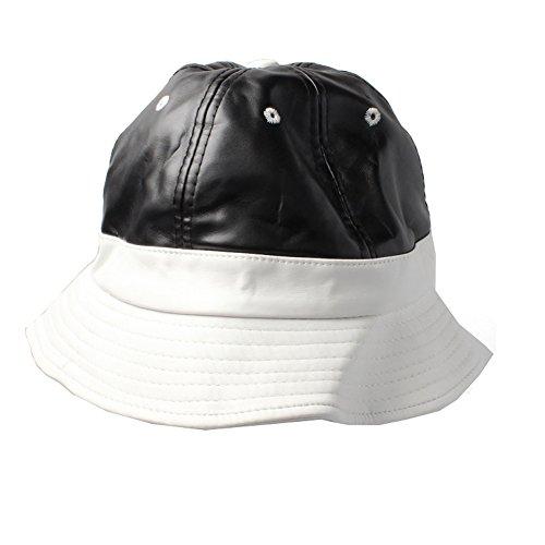 Accessoryo - Monochrome PVC Chapeau de Seau
