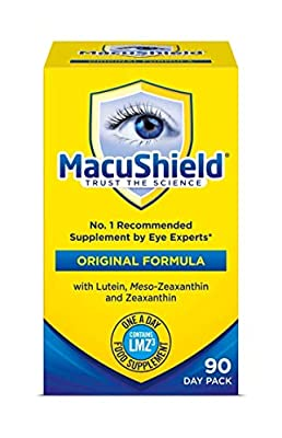 Macushield 90 Twin Saver Pack