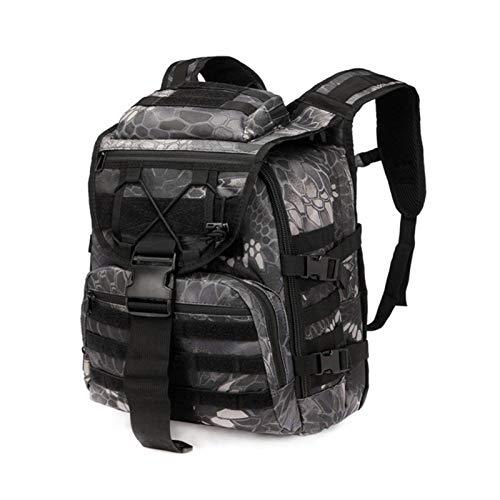 N-B Mountaineering Bag Swordfish Tactical Computer Backpack Waterproof Outdoor Camouflage Sports Travel Backpack