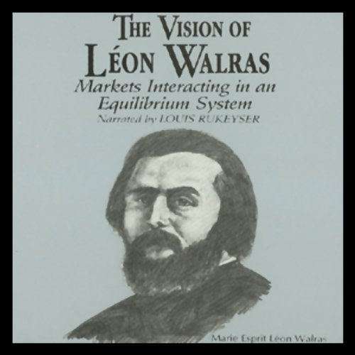 The Vision of Leon Walras audiobook cover art
