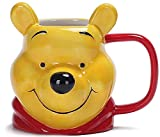 Disney Winnie The Pooh - Tazza in ceramica 3D, 300 ml, regalo per bambini e adulti