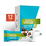 Best Vegan Proteins - Vega Protein Snack Bar, Chocolate Peanut Butter Review