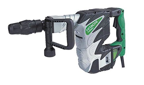 Hitachi H60MR(WT) rotary hammers 1350 W - Martillo perforador (1650 ppm, Corriente...