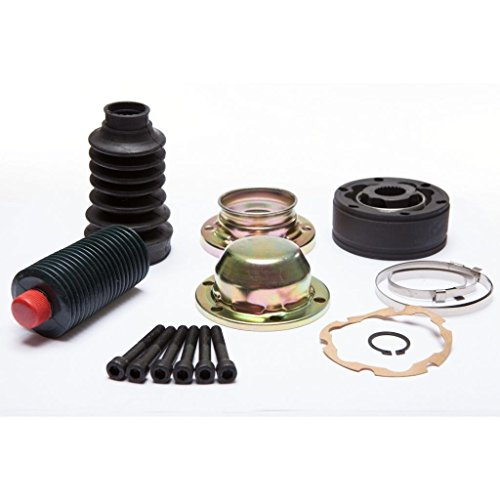 DTA D1932302K Driveshaft Propshaft joint repair kit Compatible With Jeep Liberty, Grand Cherokee, front Drive Shaft, Front Joint, OE replacement, Replace Dorman 932-302