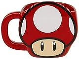 Paladone Products PP5101NN Taza Mushroom, Super Mario, Cerámica