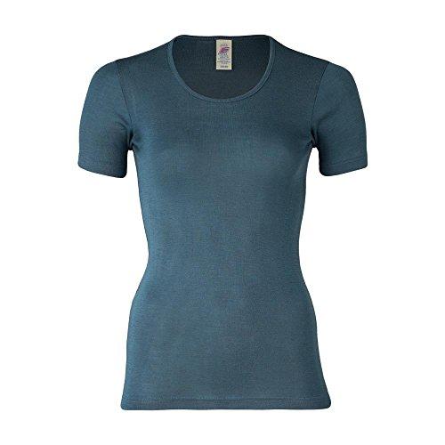 Engel Damen Kurzarm Unterhemd,Atlantic,EU 38/40