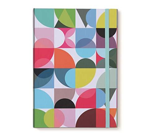 Remember Notizbuch DIN A4 mit Gummiband Solena x 21 x 29,7 x 1,5 cm