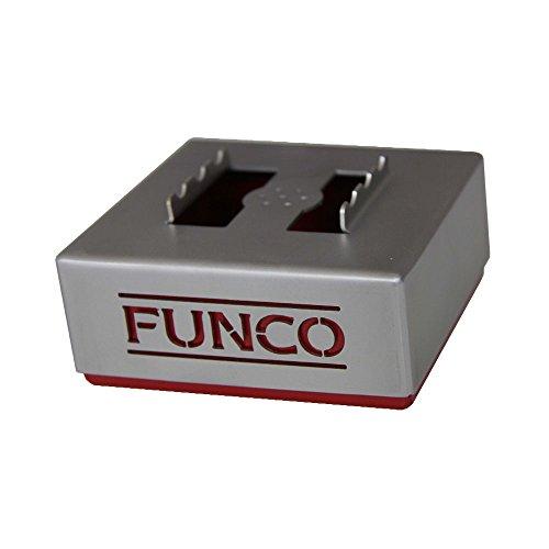 Funco asbak, rood, 12,4x12,4x5
