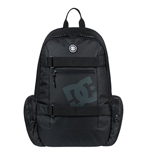 DC The Breed Backpack Black School Bag EDYBP03135-KVJ0 DC Bags