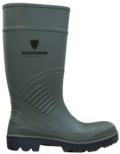 Maxguard PU-Sicherheitsstiefel S5