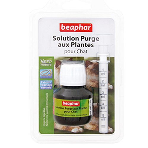 Beaphar Antiparasitario Interno Natural Gato 50ml