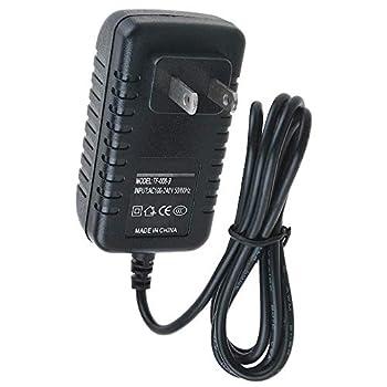 Babbo AC/DC Adapter for Panasonic KX-TGL430 KX-TGL430B KX-TGL432 KX-TGL432B KX-TGL432R DECT 6.0 Expandable Cordless Phone Power Supply Cord Battery Charger Mains PSU