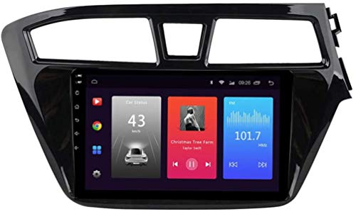Auto Android Android Car Stereo SAT NAV per Hyundai I20 2014-2018 (Peptide destro) Unità principale GPS SWC 4G WiFi BT Portore USB Link Integrated Careplay