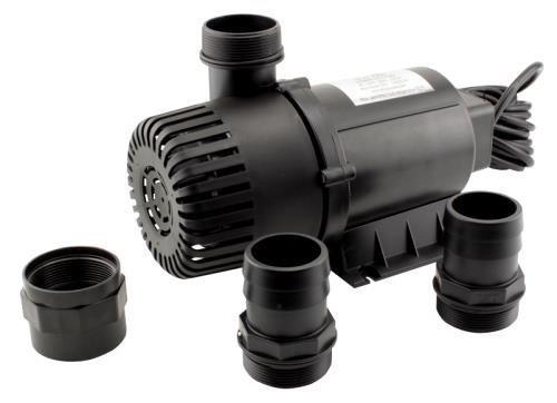 EcoPlus 6657 GPH (550W) Submersible Water Pump w/ 30 ft Power Cord | Aquarium, Fish Tank, Fountain,...