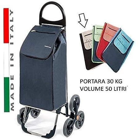 Yxsd Carrello per La Spesa Leggero Carrello A Tre Ruote per Scalata con Design Pieghevole Colore : Grass Green