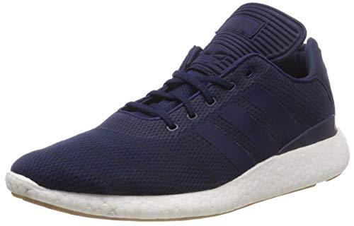 adidas Busenitz Pure Boost PK, Zapatillas de Skateboarding Hombre, Azul (Maruni/Ftwbla / Gum4), 47 1/3 EU