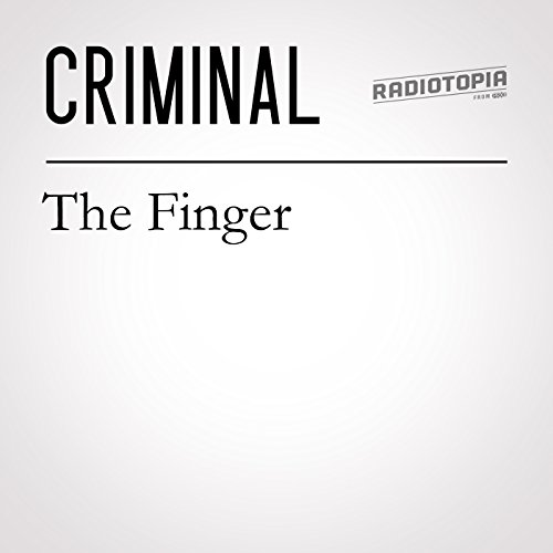 42: The Finger audiobook cover art