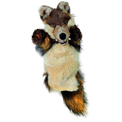 Lobo Marioneta de mano