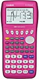 Casio fx-9750GII, Graphing Calculator, Pink...