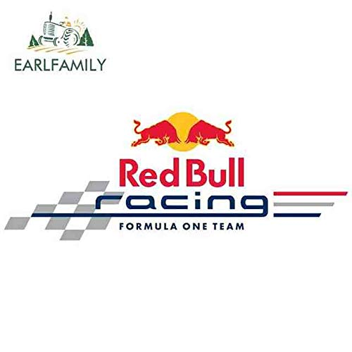 BJDKF 15 cm x 5,6 cm für RED Bull Racing Graphics Auto Aufkleber Formel 1 Team Aufkleber Vinyl Karosserie Windschutzscheibe Aufkleber Stil A