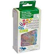 CLOVER Wonder Clips, 1 Pack, Assorted Colors