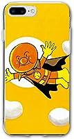 アンパンマン iPhone 8 Plus ケース iPhone7plus ケース スマホ アイフォンケース おしゃれ レンズ保護 滑り止め付き かわいい ソフト 耐衝撃 指紋防止 軽量 傷防止 2021年新型 Iphone ケース