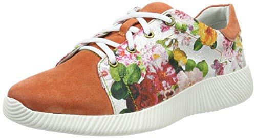 Laura Vita Damen Delphine 17 Sneaker, Orange Orange, 40 EU
