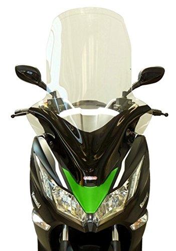 Fabbri Lastra Parabrezza Exclusive Trasparente per Kawasaki-J300