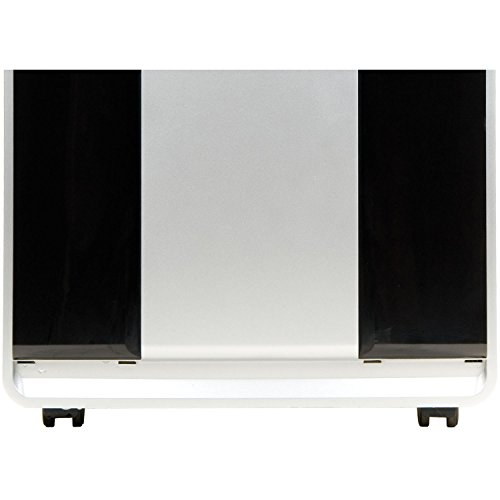 Haier HPNFD14XCT 14,000 13,500 BTU Portable Air Conditioner, Small, Black/Silver