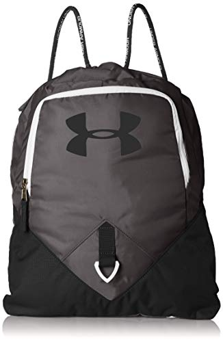 Under Armour UA Undeniable Sackpack Mochila, Unisex adultos, Gris (Graphite)