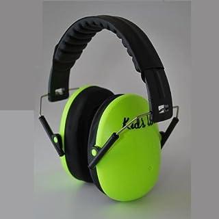 Safetots Childrens Ear Protectors Green