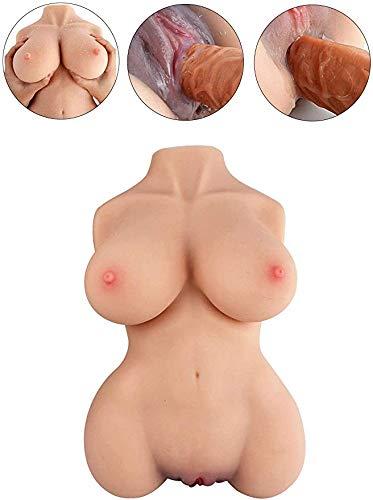 Love Toystory Dôlls for Man Mǎstürbǎtion Lifelike Funny Adullt Toy Sêx D-ôlls Tor`so for Him Relax Sexy Underwear for Men Blów Up Dòll T-Shirt