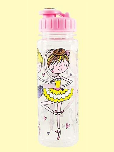 Rachel Ellen Ballerinas Water Bottle by Rachel Ellen