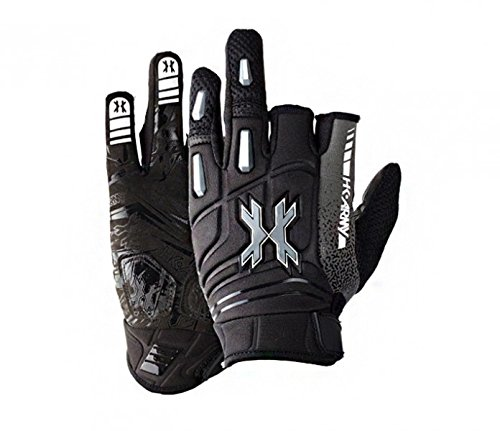 Handschuhe HK Army Pro Gloves Stealth, Größe:S