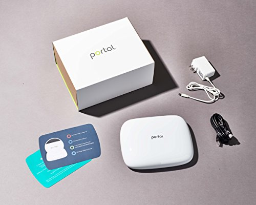 Portal wifi router - Keeps your wifi maxed out at the speed you pay for, Patented technology, Reliable and affordable coverage for homes up to 3,000 sq.ft., Gigabit speed, Easy setup and app. (AC2400)