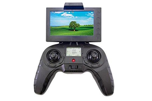 XciteRC 15014180 Quadrocopter, Drohne, blau
