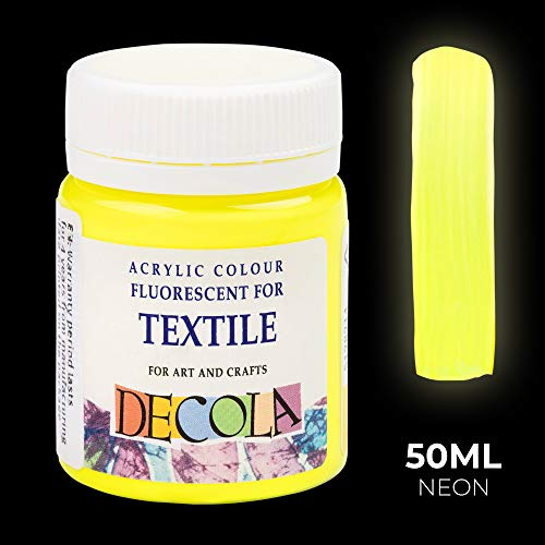 Nevskaya Palitra Lemon Acrylic Fluorescent Colours