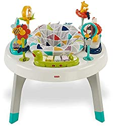 Fisher-Price 2-in-1 Sit-to-stand Baby Activity Centre
