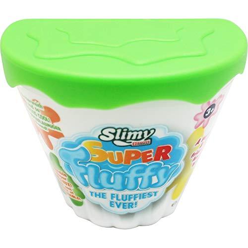Slimy 33450 Super Fluffy 100 gr. Becher Sortiert