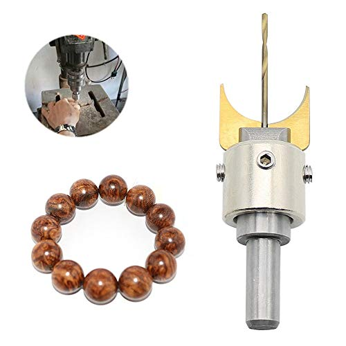 Perlenkugel-Bohrer Holz-Perlenbohrer-Set Holzfräser Holzbearbeitungswerkzeug