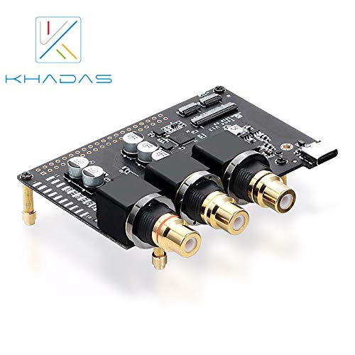 Khadas Tone Board Hi-Res Audio Board Designed for Audiophiles DIY