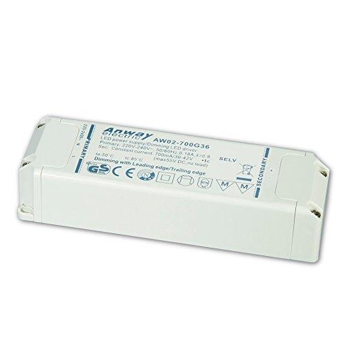 ANWAY LED Treiber AW02-700G36 30W/700mA/30-42V
