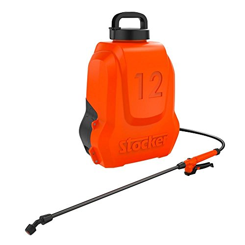Stocker Pompa a Zaino elettrica 12lt LI-Ion