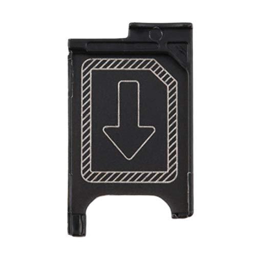 ToGames-DE Ersatzsteckplatz für Micro-SIM-Kartenhalter für Sony Xperia Z3 Z3 Compact