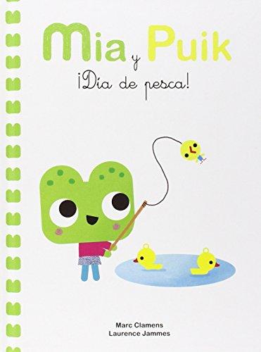 Mia Y Puik: ¡Día de pesca! (MAMUT WISTITI)