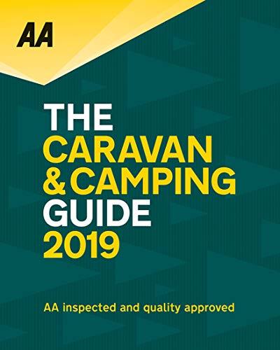 Autoatlas Caravan & Camping Britain 2019 (AA Guides)